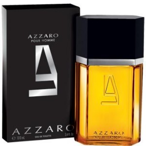 perfume masculino Azarro - up essencia