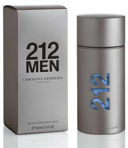 ac59e7baf 212 Men Carolina Herrera Perfume Importado Masculino ...