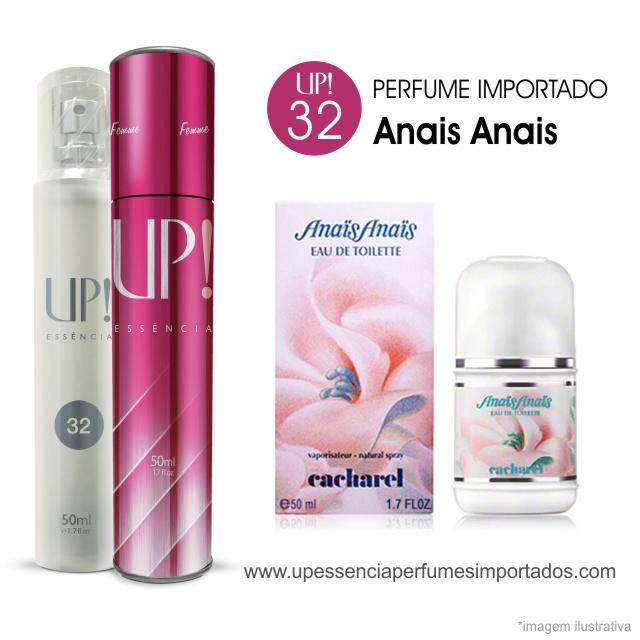 Anais Anais Perfume Importado Feminino Up Essencia 32