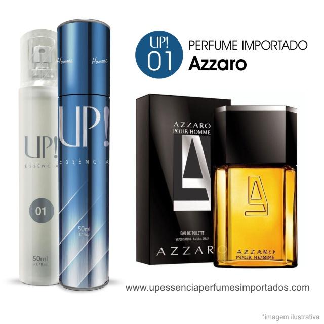 Azzaro Perfume Importado Masculino Up Essencia 01