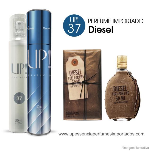 Diesel Perfume Importado Masculino Up Essencia 37