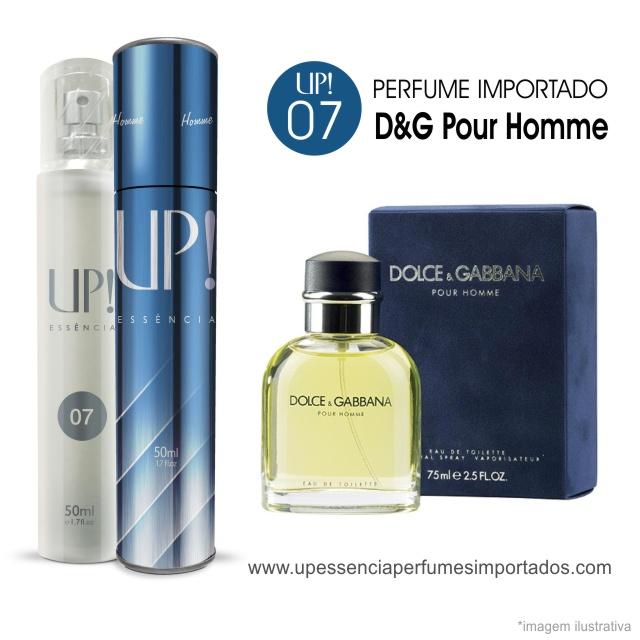 Dolce Gabbana Pour Homme Perfume Importado Masculino Up Essencia 07