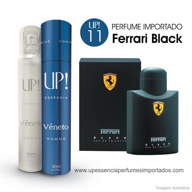Ferrari Black Perfume Importado Masculino Up Essencia 11 Veneto