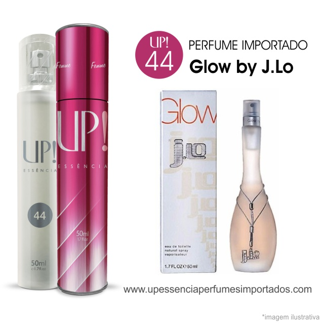 Glow by J.Lo Perfume Importado Feminino Up Essencia 44