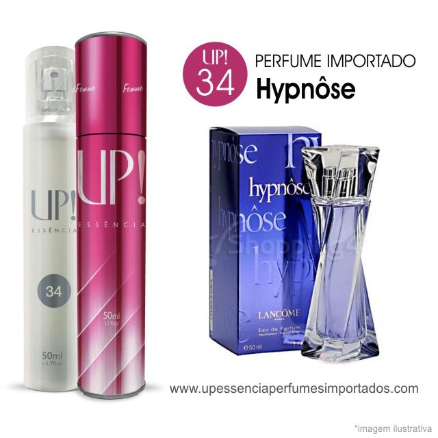 Hypnose Perfume Importado Feminino Up Essencia 34