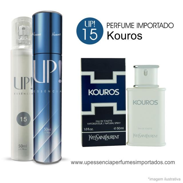 Kouros Perfume Importado Masculino Up Essencia 15