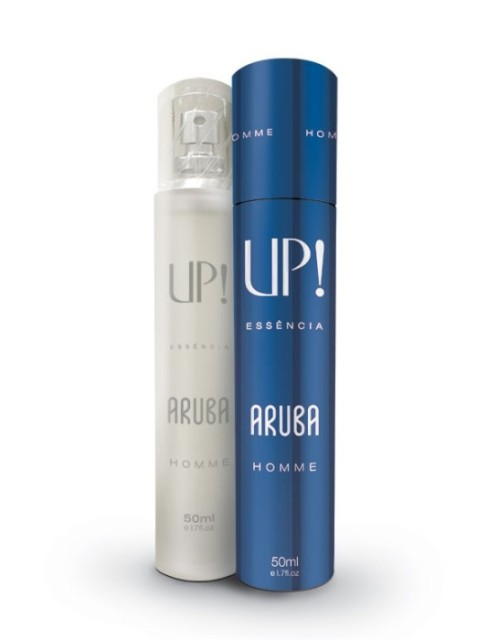 Perfume Animale - Up Essencia Masculino - Up 43 Aruba