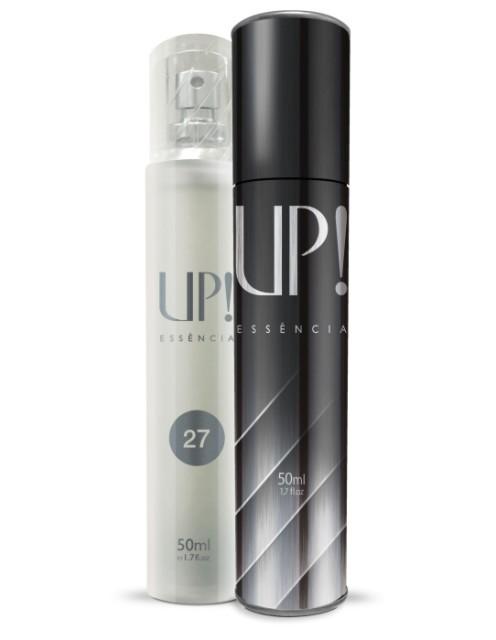 Perfume CK Be - Up Essencia Unissex - Up 27