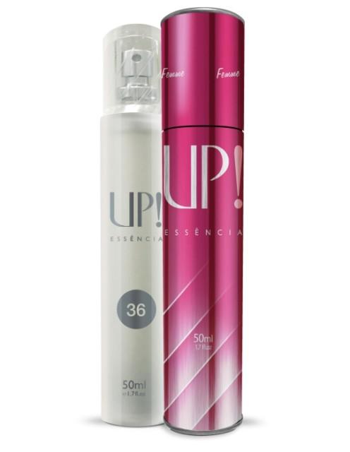 Perfume Calvin Klein Ck in 2U - Up Essencia Feminino - Up 36