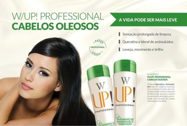 Shampo Up Essencia Cabelos Oleosos - WUp Hair