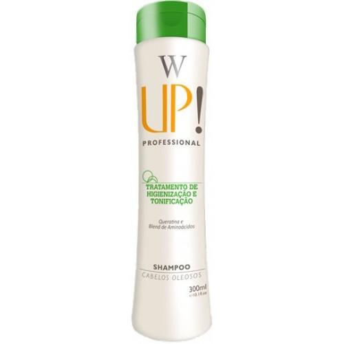 Shampoo Up Essencia Cabelos Oleosos WUp Hair Wanderley Nunes