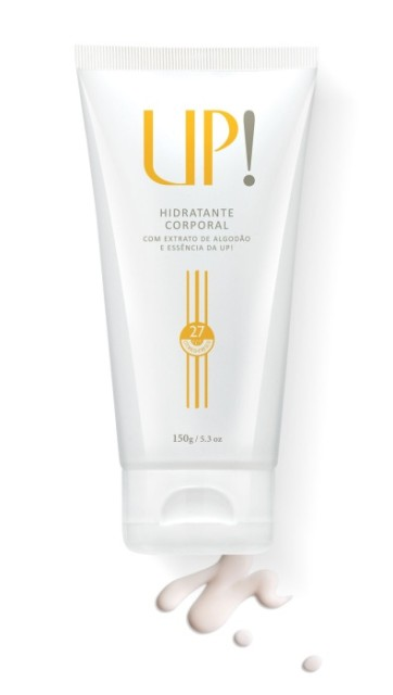 Creme Hidratante Corporal Up Essencia 27 - CK Be
