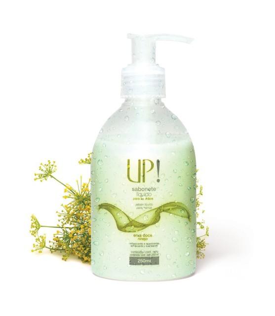 Sabonete Liquido para Mãos Up Essência